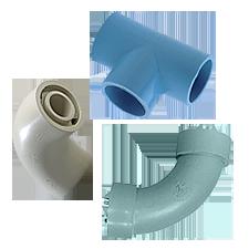 Harrington Industrial Plastics - Pipes Fitting