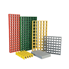 Harrington Industrial Plastics - Sheet - Structural Grating